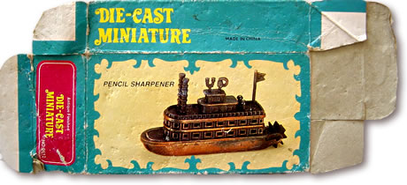 Die-Cast Miniature Box